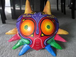 Majora's Mask by Firespirit7
