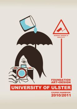 University of Ulster Handbook by micdouglas