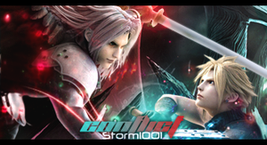 Sephiroth vs Cloud by iLLyNada