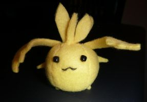 Baby Nopon Plushie by Keska