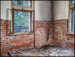 Abandon room by Pildik