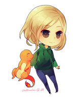 Chibi Commish: Kendall by chuwenjie