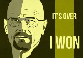 Breaking Bad - Walter White by GreGfield