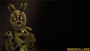 Springtrap by ShushiKillers