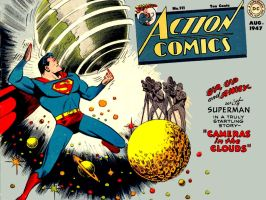Action Comics 111 by Superman8193