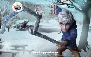 jack frost in wallpaper by kari5