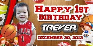 Trever's Birthday by PiccleFiccle