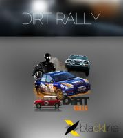 Dirt Rally - Icon by cKL-Design