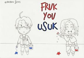 APH: FrUk you UsUk by HariHara-Sisters