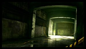 Dank Tunnel by Spex84