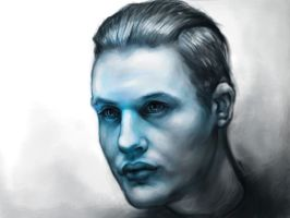 Jimmy Darmody portret by loginatu