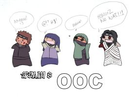 Team 8 OOC by LilK9Girl13