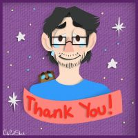 Thanks Markimoo by CityCatSlack