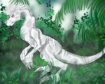 Raptor, finished by KatIsConfused