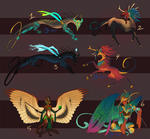 Mayan Theme Collab Adopts - Closed by Onyxeva