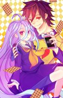 No Game No Life by BottleWonderland
