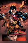 Superboy Color Test by jadecks