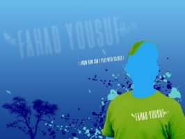 Vector with Fahad by creativefad