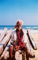 Old Man And The Sea by thepurist