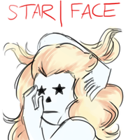 Star Face by matilda-caboose