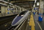 500 Series Shinkansen by morukos