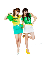 Taeyeon Sunny SNSD PNG by ToraLoex