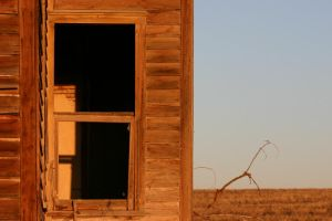Another Old Window, 3 by FoxStox