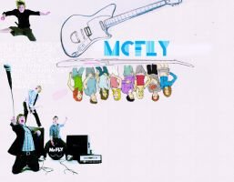fly on mcfly by cheapescape