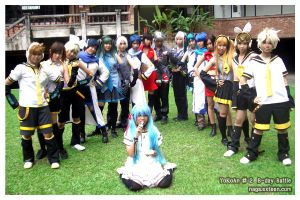Vocaloid Cosplay 03 - Vocaloid by Clocktowernaga