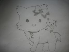 Hello Kitty by sanam5484