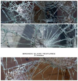 Glass Textures for Design