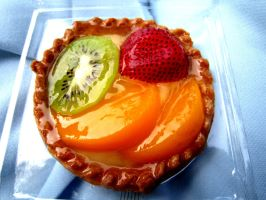 Delifrance Tart by Amyberry