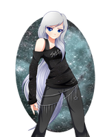Flamelover1 Request, Stargazer by Naruto-Cupcakes