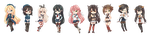 Kantai Collection Cheebs by soggy-cats