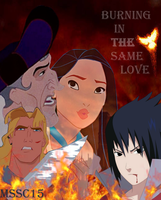 Burning In The Same Love by mssConstance15