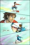 Eureka Seven - Wait for me by Ticcy