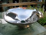 Crenelated Stainless Steel Sink by ou8nrtist2