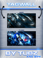 Abstract Sonic FMT Wall by TubZGN