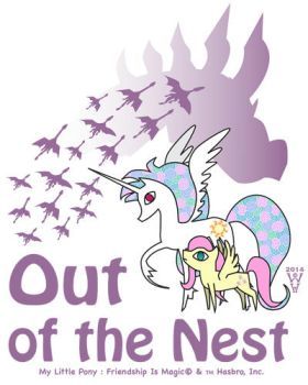 Out of the Nest by WarrenHutch