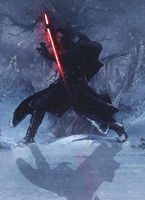 kylo Ren - fight by Aste17