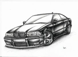 BMW M3 E36 by Ragewalker