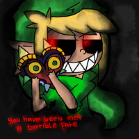 Oh look thats mah Babeh by AskBEN-Drowned