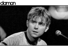 Damon Albarn Wallpaper no.20 by Groteskiprincessa