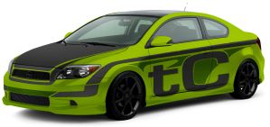 Scion tC Contest by brasilisnumba1
