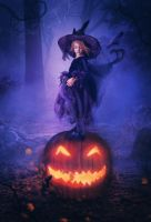 The Little Princess Witch by charmedy