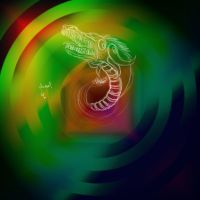 wormhole by slithercat