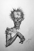 zombie by face-in-the-sky