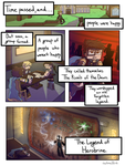 Shattered Light: A Herobrine Comic - Page 2 by owlmaddie