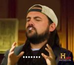 Ancient Silent Bob by ThePorkchopExpress