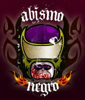 NEGRO ABISMO by amota